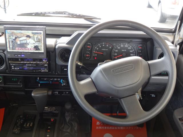「トヨタ」「ランドクルーザー70」「SUV・クロカン」「新潟県」の中古車19