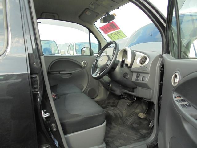納車前点検整備ではお客様が安心してお乗り頂ける様に各部を入念に点検、消耗部品などを交換し車内外を清掃してから納車させて頂きます。