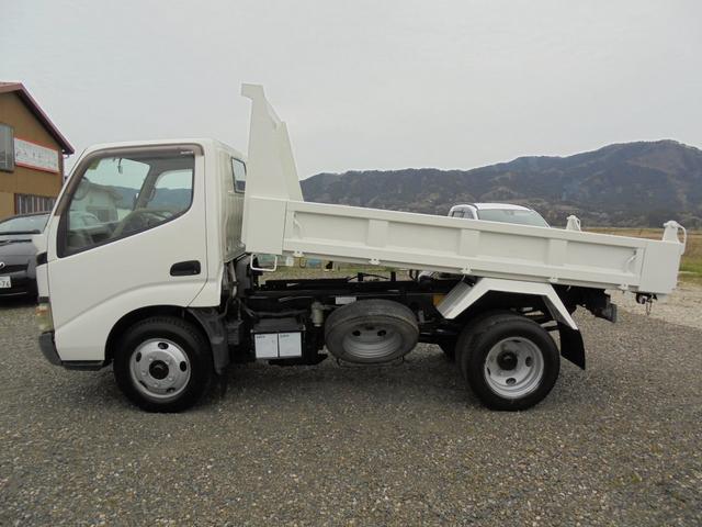 高床強化ダンプ 関東登録車(5枚目)