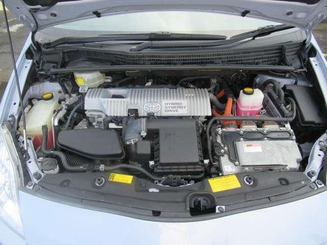 トヨタ プリウス S デジナビ フルセグTV CD録音 ETC スマートキー
