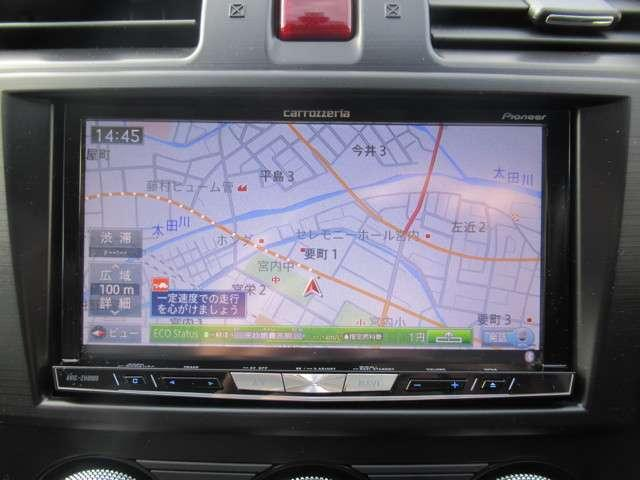2.0i-L アイサイト 4WD 車検整備付 地デジナビ(8枚目)