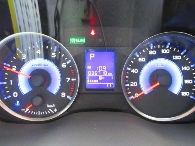 2.0i-L アイサイト 4WD 車検整備付 地デジナビ(10枚目)