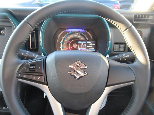 ハイブリッドX 4WD 届出済未使用車 禁煙車 新車保証 地デジナビ フルセグTV 全周囲カメラ 衝突軽減ブレーキ LEDヘッドライト 純正15インチアルミ(8枚目)