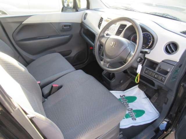 FX 車検整備付 アイドリングストップ シートヒーター キーレス ベンチシート ABS(5枚目)