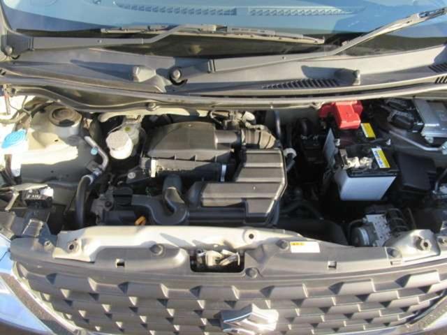 FX 車検整備付 アイドリングストップ シートヒーター キーレス ベンチシート ABS(13枚目)