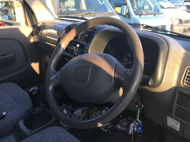 スズキ エブリイ ジョインターボDX-II 4WD 5速マニュアル車