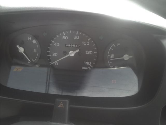 エクストラ 4WD 5速マニュアル車(4枚目)