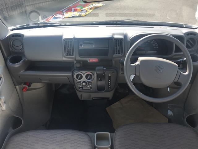PAリミテッド 4WD 届出済未使用車 キーレス ラジオ(8枚目)