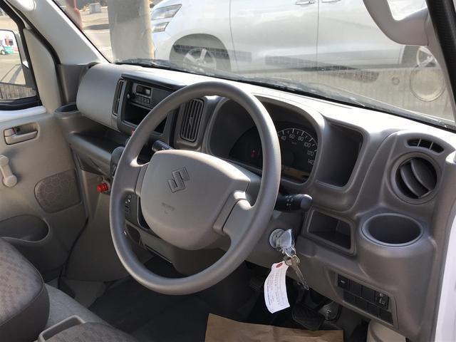 PAリミテッド 4WD 届出済未使用車 キーレス ラジオ(11枚目)