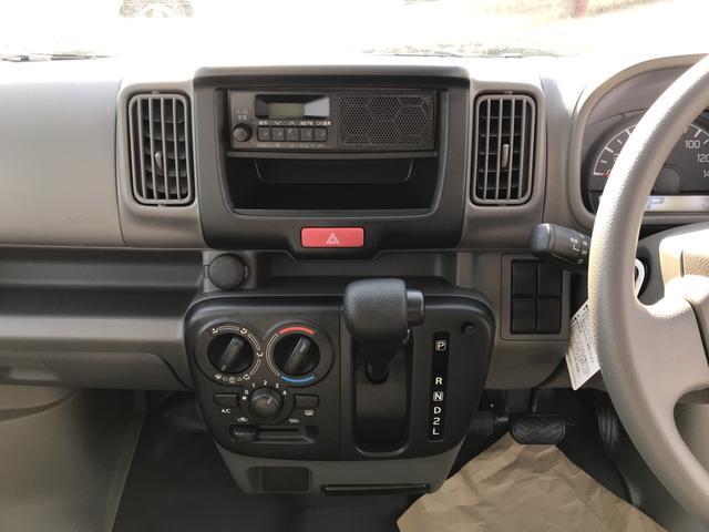 PAリミテッド 4WD 届出済未使用車 キーレス ラジオ(17枚目)