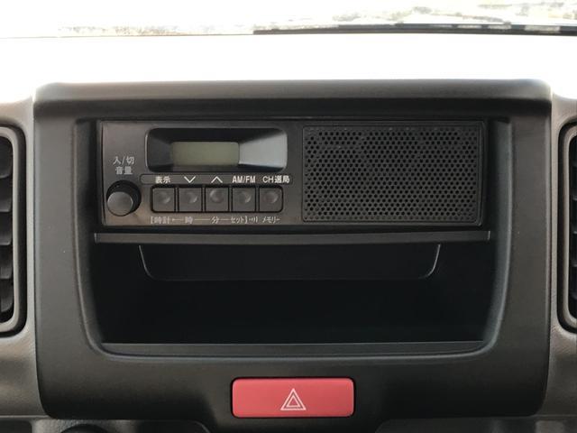 PAリミテッド 4WD 届出済未使用車 キーレス ラジオ(18枚目)