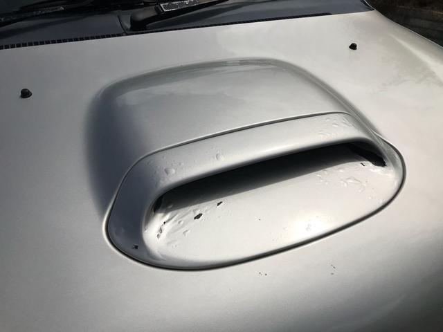 スバル ヴィヴィオ RX-R スーパーチャージャー 社外アルミ