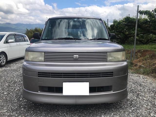 「トヨタ」「bB」「ミニバン・ワンボックス」「長野県」の中古車2