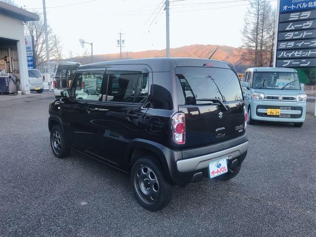 「スズキ」「ハスラー」「コンパクトカー」「長野県」の中古車4