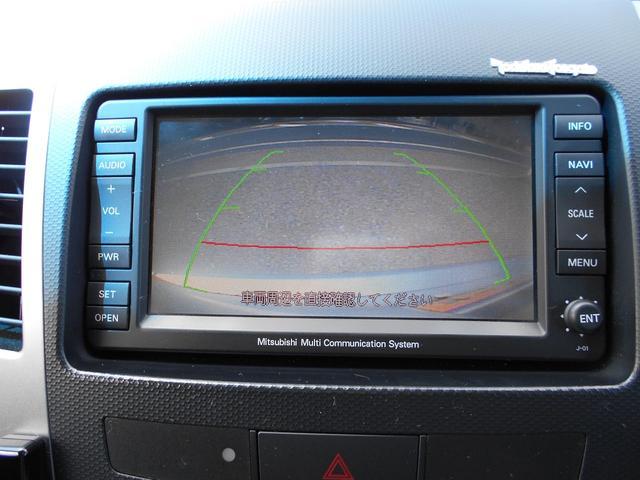 G HDDナビ/フルセグ 18インチアルミ リアカメラ(11枚目)