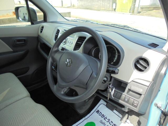 FX アイドリングストップ ETC 社外14アルミ 電格ミラー キーレス ABS ベンチシート パワステ Wエアバッグ PW オートエアコン S-エネチャージ CDプレイヤー(16枚目)