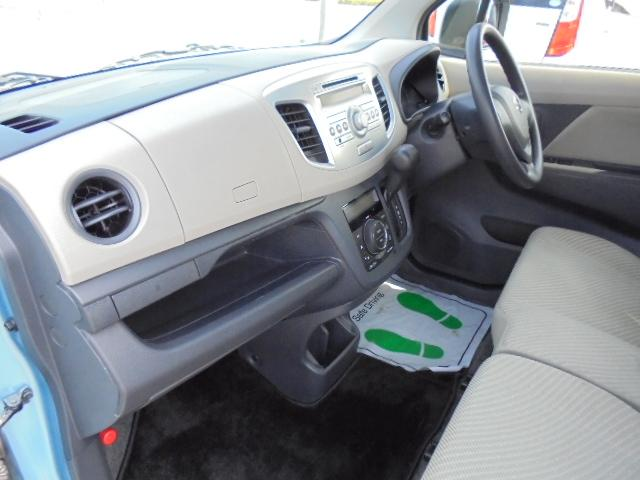 FX アイドリングストップ ETC 社外14アルミ 電格ミラー キーレス ABS ベンチシート パワステ Wエアバッグ PW オートエアコン S-エネチャージ CDプレイヤー(17枚目)