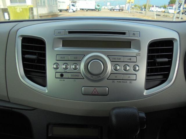 FX アイドリングストップ ETC 社外14アルミ 電格ミラー キーレス ABS ベンチシート パワステ Wエアバッグ PW オートエアコン S-エネチャージ CDプレイヤー(19枚目)