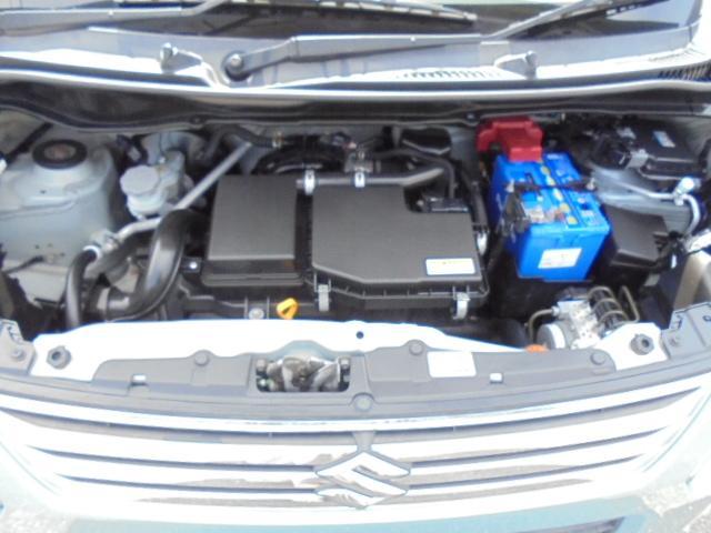 FX アイドリングストップ ETC 社外14アルミ 電格ミラー キーレス ABS ベンチシート パワステ Wエアバッグ PW オートエアコン S-エネチャージ CDプレイヤー(35枚目)