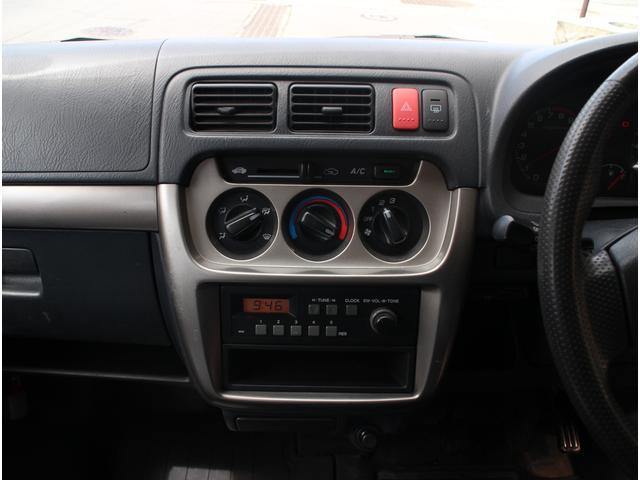 SDX 4WD エアコン パワステ 5速マニュアル(19枚目)