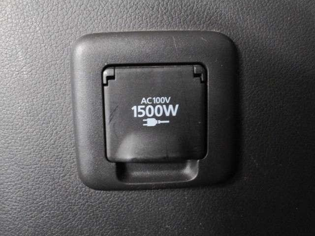 100VAC電源 メモリーナビ パーキングセンサー 寒冷地(9枚目)