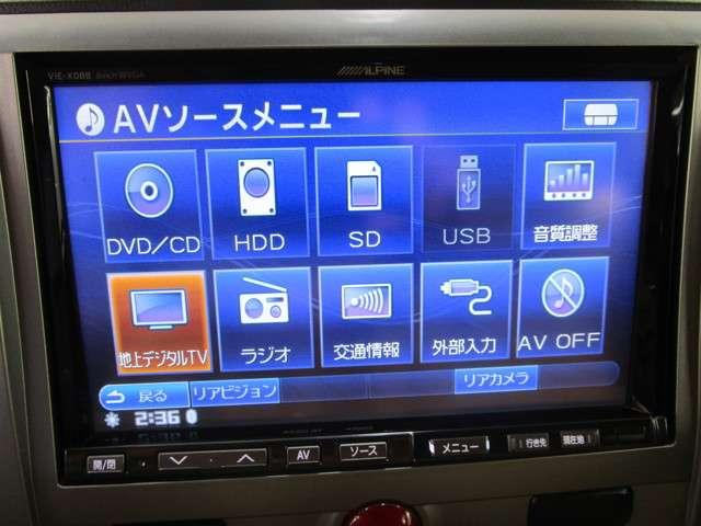 2.4 G パワーPKG 4WD HDDナビ 後席モニター(15枚目)