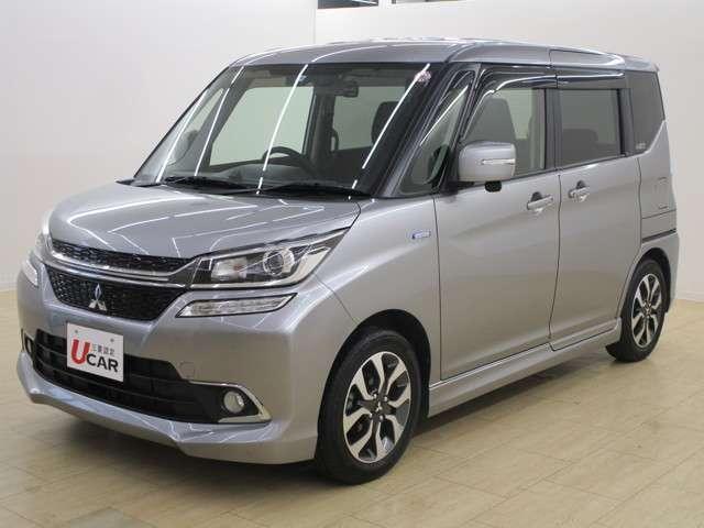 「三菱」「デリカD:2」「ミニバン・ワンボックス」「新潟県」の中古車5