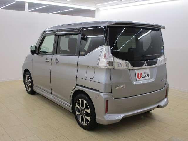 「三菱」「デリカD:2」「ミニバン・ワンボックス」「新潟県」の中古車8