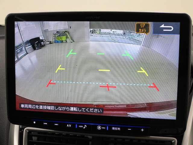 ブラックエディション サポカーS アルパイン製11インチナビ ヘッドアップディスプレイ 衝突被害軽減ブレーキ 車線逸脱警報装置 レーダークルーズコントロール オートマチックハイビーム 後側方車両検知警報システム(10枚目)