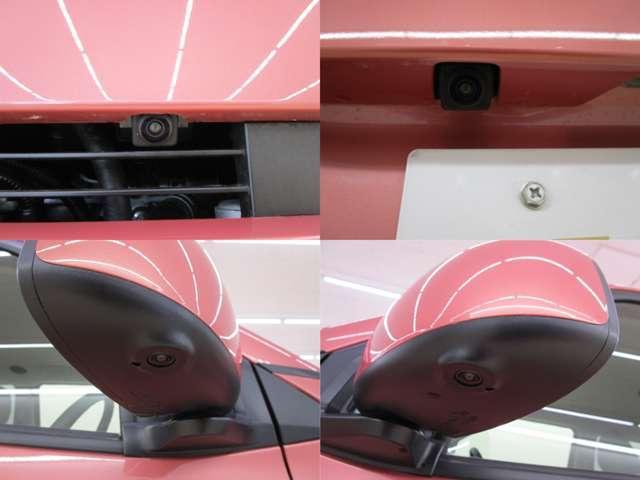 G サポカーS 全方位カメラ 禁煙車 届出済未使用車 マイパイロット 電動パーキングブレーキ オートホールド フロントシートヒーター デジタルルームミラー レベリングライト USB接続端子(11枚目)
