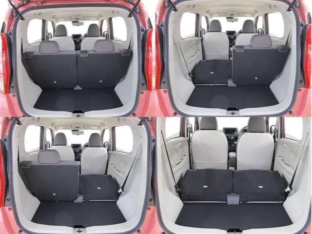 G サポカーS 全方位カメラ 禁煙車 届出済未使用車 マイパイロット 電動パーキングブレーキ オートホールド フロントシートヒーター デジタルルームミラー レベリングライト USB接続端子(18枚目)