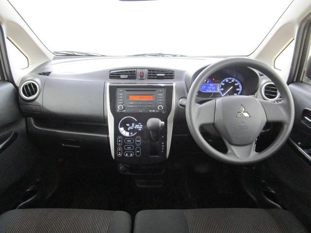 M 三菱認定中古車保証 基本保証1年走行距離無制限 禁煙車 ワンオーナー HIDヘッドライト フォグランプ CDオーディオ アイドリングストップ 運転席シートヒーター ドアバイザー フロアマット(8枚目)