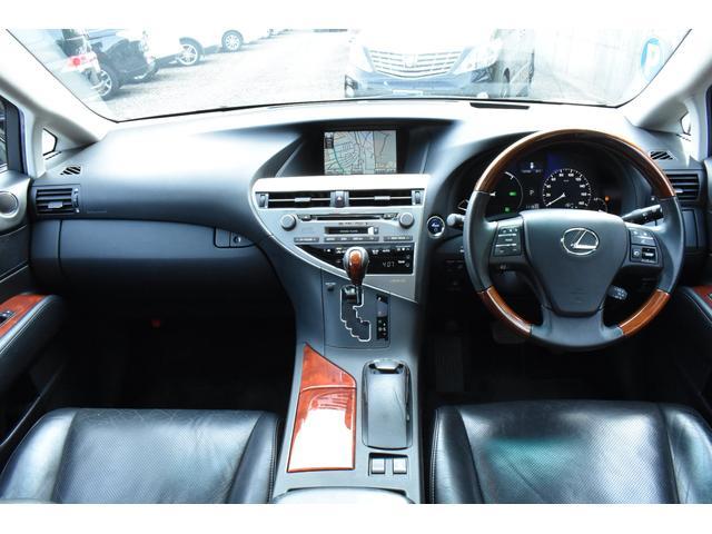 RX450h バージョンL革シートサンルーフマークレビンソン(2枚目)