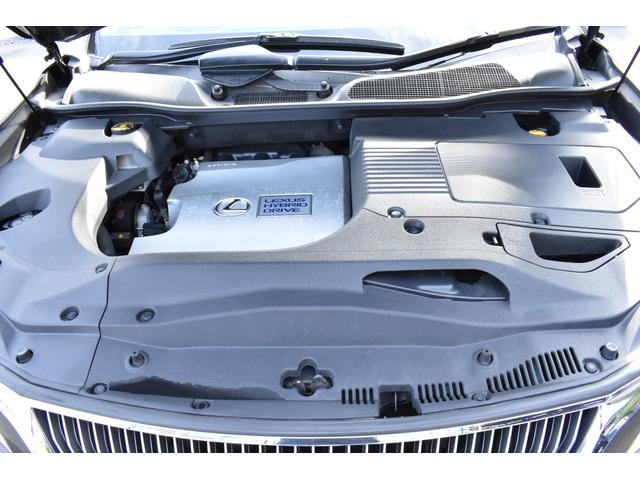 RX450h バージョンL革シートサンルーフマークレビンソン(19枚目)