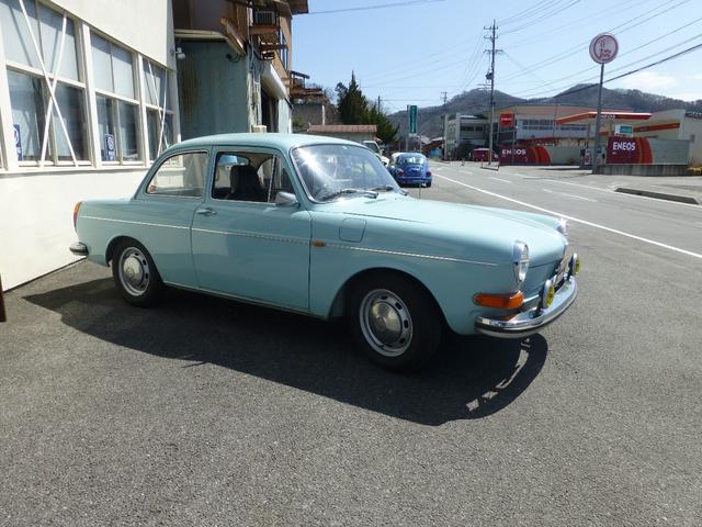 「フォルクスワーゲン」「VW タイプIII」「ステーションワゴン」「長野県」の中古車4