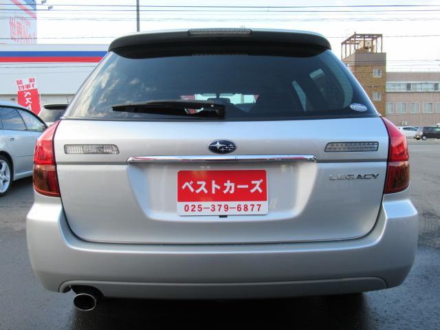 スバル レガシィツーリングワゴン 2.0i 4WD HID ETC キーレス 純正アルミ