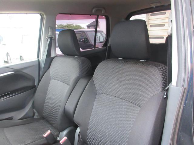 XS 清掃除菌済 タイミングチェーン 革巻ステアリング プッシュスタート スマートキー オートエアコン HIDヘッドライト フォグランプ オートライト 純正14インチアルミ フルフラットシート ベンチシート(19枚目)
