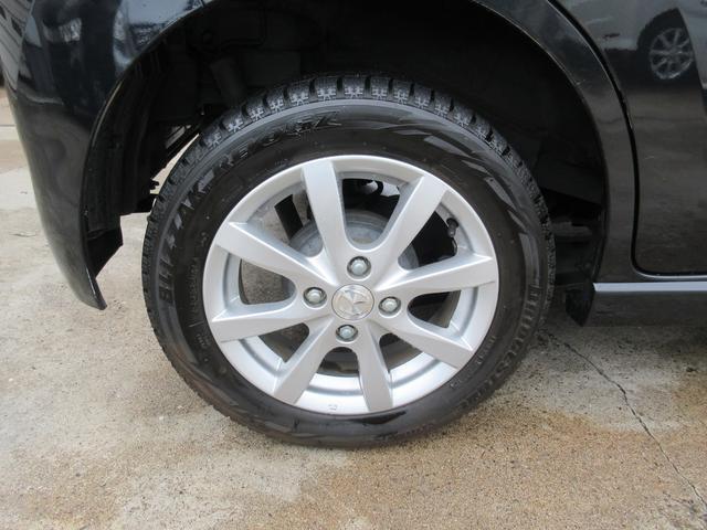 XS 清掃除菌済 タイミングチェーン 革巻ステアリング プッシュスタート スマートキー オートエアコン HIDヘッドライト フォグランプ オートライト 純正14インチアルミ フルフラットシート ベンチシート(28枚目)