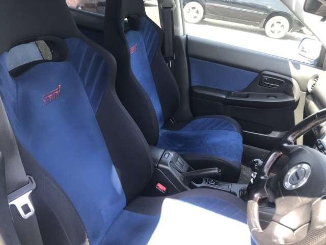 WRX STi 4WD キーレス ターボ車 エアコン(6枚目)