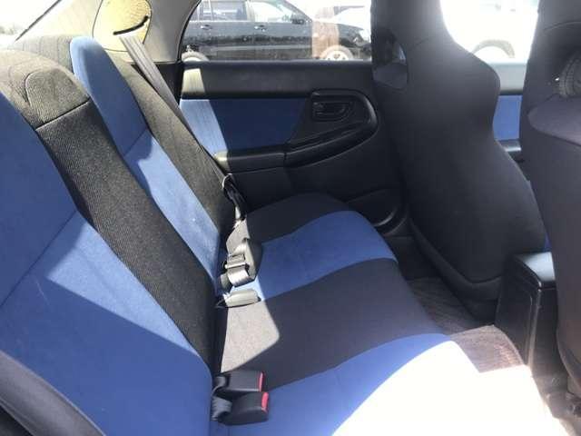 WRX STi 4WD キーレス ターボ車 エアコン(8枚目)