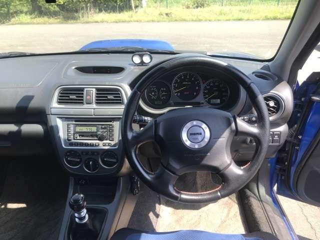WRX STi 4WD キーレス ターボ車 エアコン(9枚目)