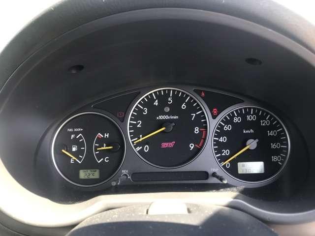 WRX STi 4WD キーレス ターボ車 エアコン(11枚目)