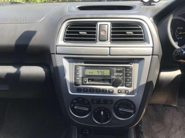 WRX STi 4WD キーレス ターボ車 エアコン(12枚目)