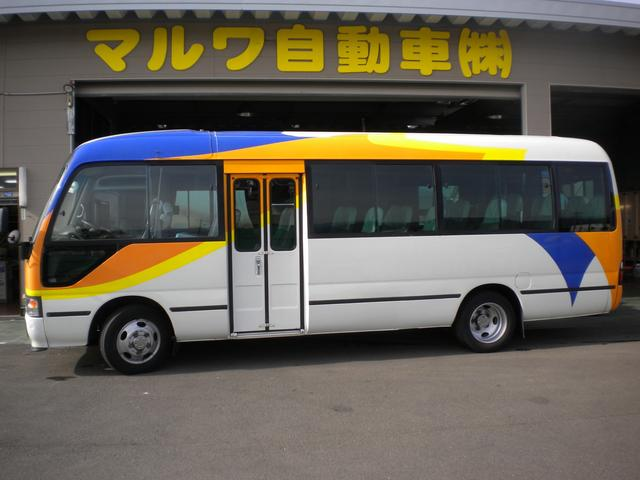 ロングGXターボ 29人乗り AT ナビ(4枚目)