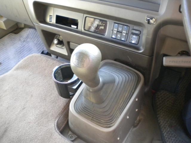 ロングDX-L 4WD 5MT バックカメラ 自動ドア(11枚目)