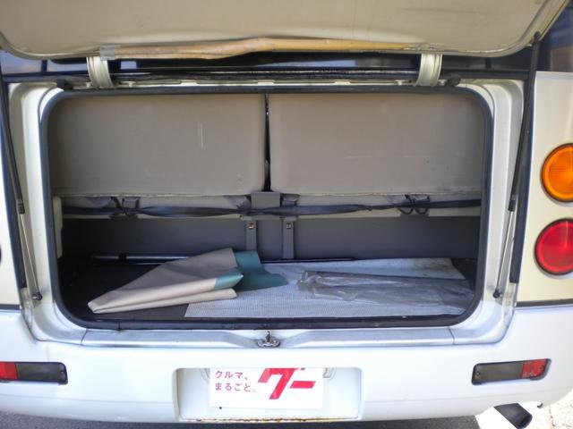 ロングDX-L 4WD 5MT バックカメラ 自動ドア(18枚目)