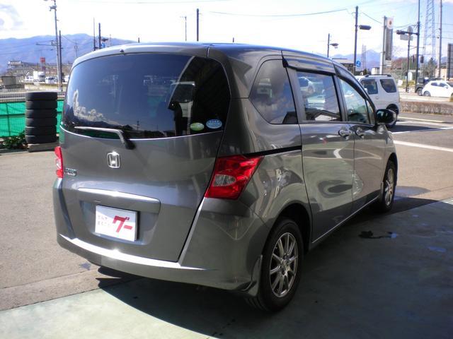 フレックス 4WD ETC ナビ 5人(8枚目)