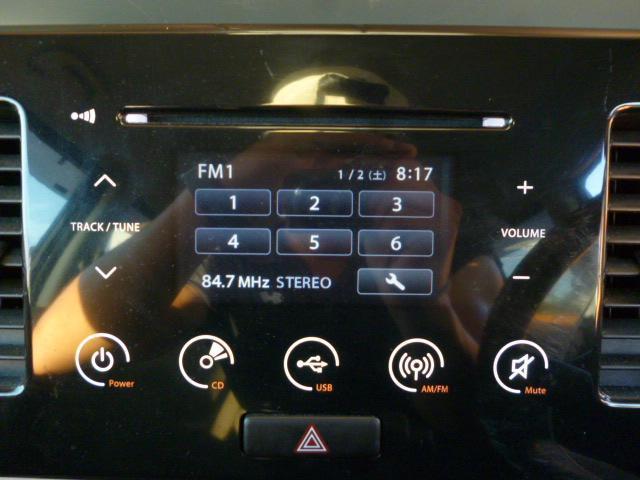 MRワゴン専用オーディオ付き!楽しいドライブのお供に!もちろん社外オーディオ・ナビ取付等よろこんで承ります!