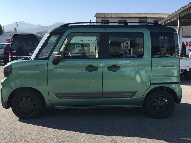 「スズキ」「スペーシアギア」「コンパクトカー」「長野県」の中古車5