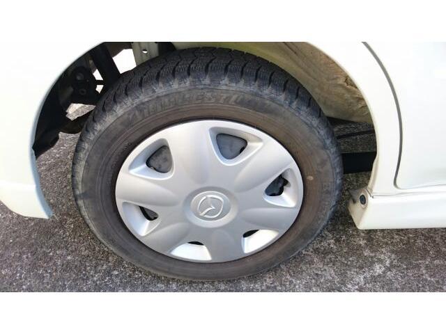 FX-Sリミテッド FF スマートキー AT 車検付き令和3年6月19日 人気のパールホワイト パワステ エアコン エアバッグ パワーウィンドー ABS(9枚目)